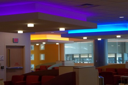 MidWest Children's Hospital  by The Lighting Practice